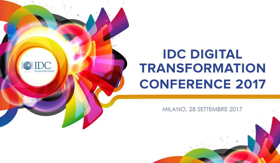 IDC Digital Transformation Conference 2017
