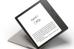 Amazon lancia il nuovo Kindle Oasis