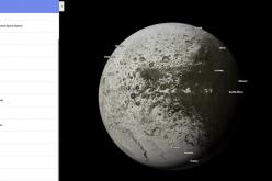 Viaggia su altri pianeti con Google Maps