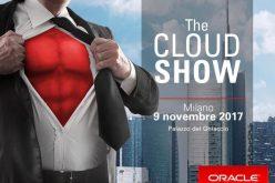 "A Oracle – The Cloud Show vanno in scena i ""superpoteri"" del cloud"