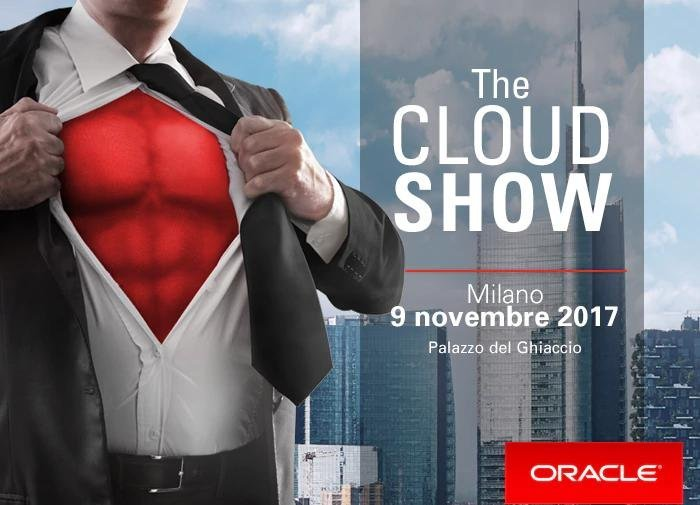 Oracle – The Cloud Show