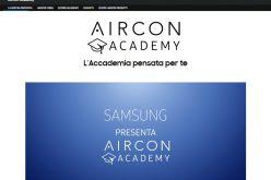 Iscrizioni aperte per la Samsung AirCon Academy