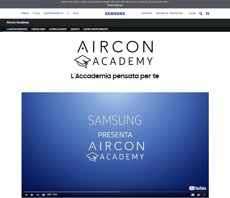 Samsung AirCon Academy