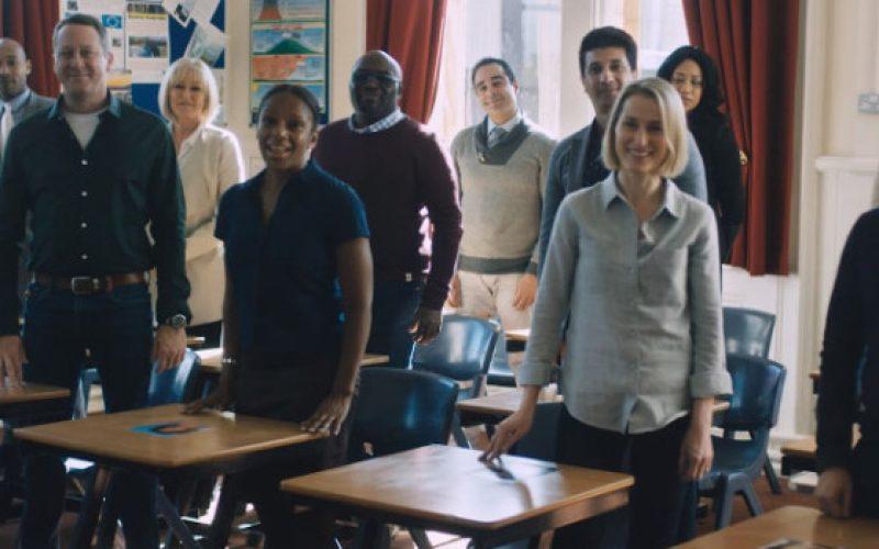 Samsung lancia ThanksMyTeacher, una campagna per celebrare l'importanza dei buoni insegnanti