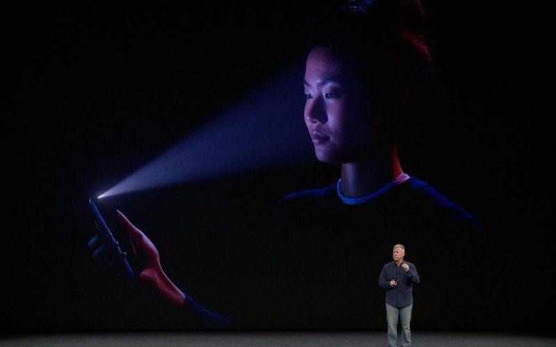 Apple, dal Face ID alla mappa delle vene del volto