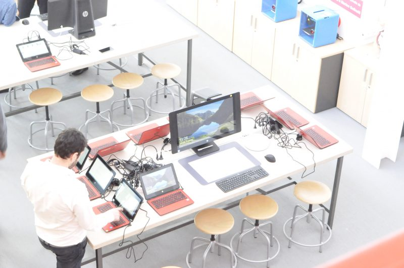 fondazione golinelli HP scuola digitale