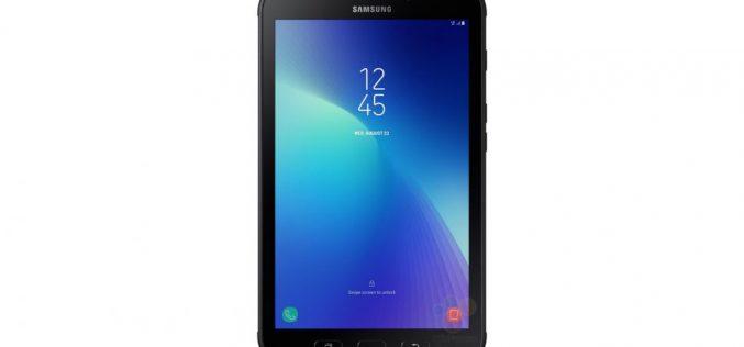 Il nuovo Galaxy Tab Active 2 sembra il Note8