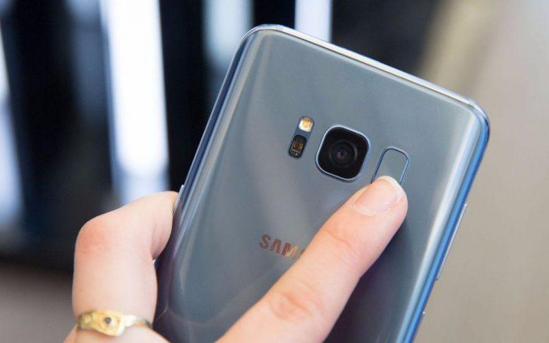 Galaxy Note 9 avrà il sensore d'impronte sotto al display!