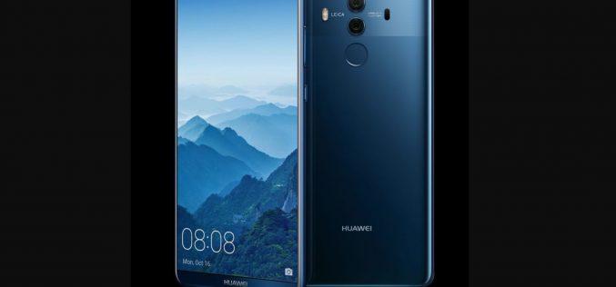 Huawei Mate 10 Pro: in Italia il primo Kirin 970