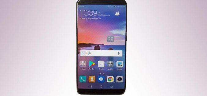 Huawei Mate 10: prima dell'uscita ecco gli ultimi leak