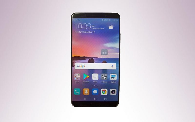 Nuovi render di Huawei Mate 10 Pro