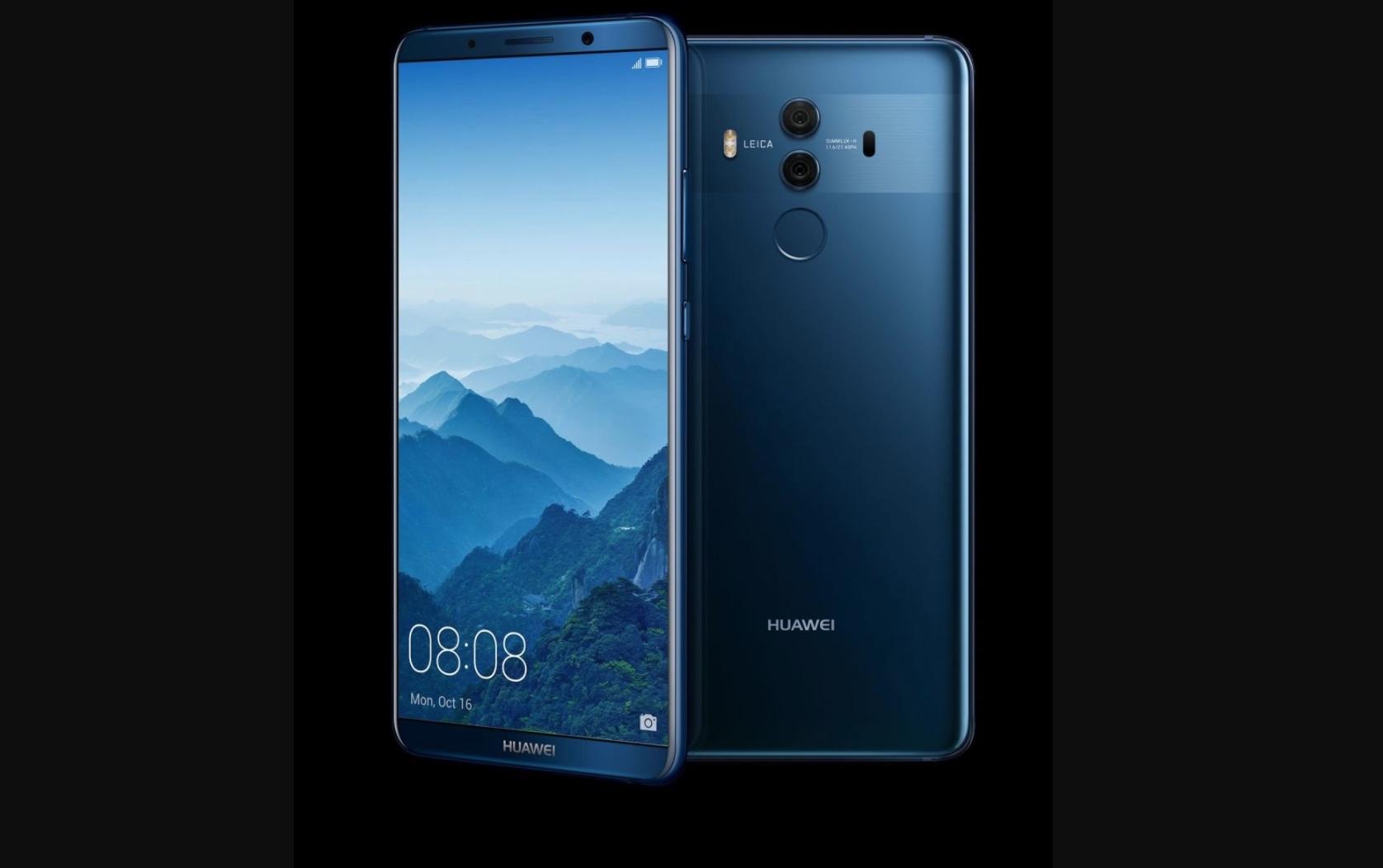 Schemi Elettrici Huawei : Huawei mate 10 pro: in italia il primo kirin 970 data manager online