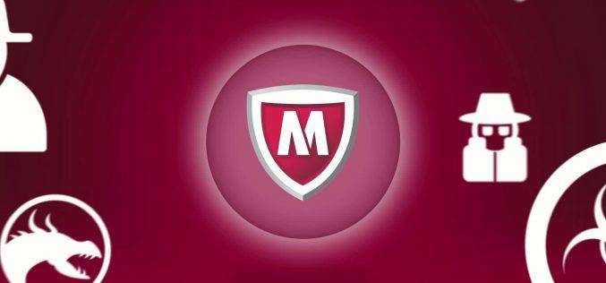 McAfee non rilascerà più codici sorgente ai governi