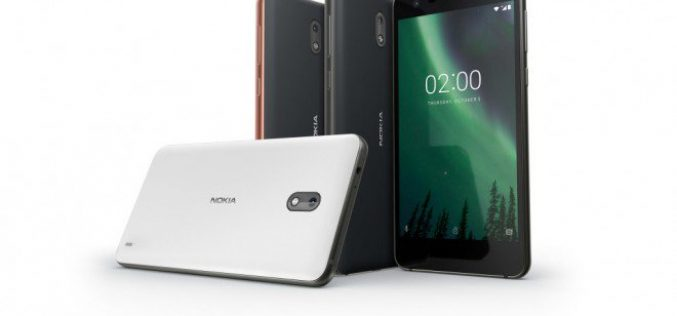 Nokia presenta un nuovo smartphone