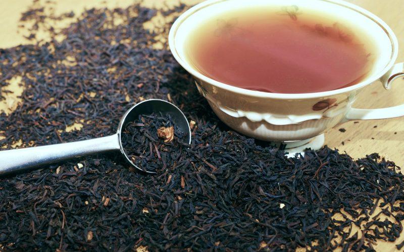 Vuoi perdere peso? Bevi il tè nero
