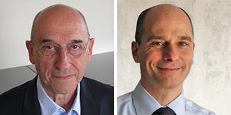 Egisto Bressan, presidente<br> Alessandro Vanzo, direttore generale