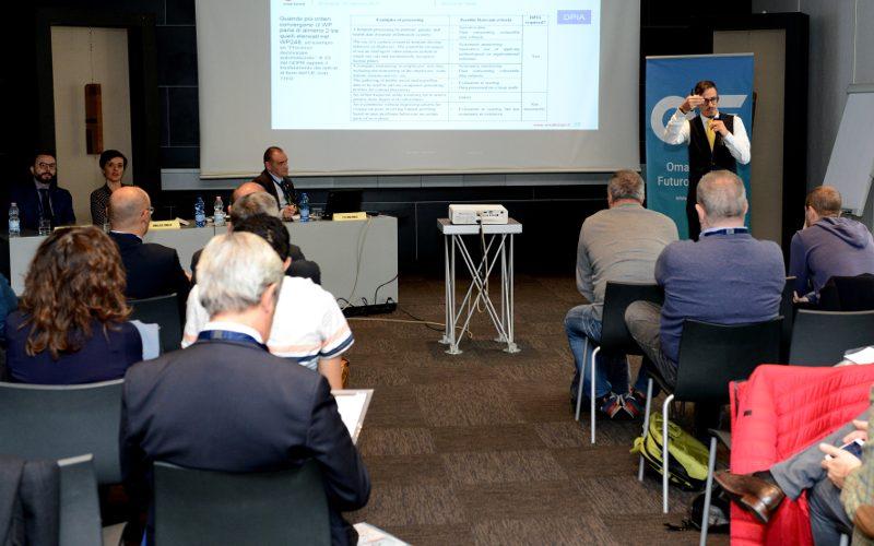 Omat Forum, rivedere i processi verso la GDPR
