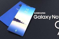 Galaxy Note9, la produzione comincerà a inizio 2018