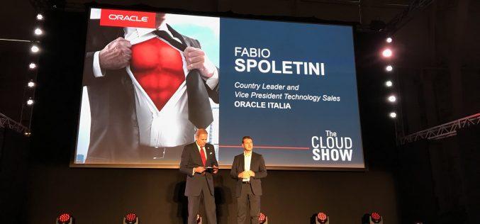 """Oracle """"The Cloud Show"""", la nuvola protagonista della rivoluzione digital"""