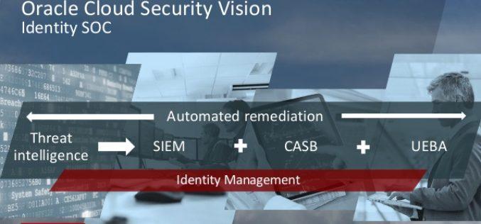 Sicurezza: potenziamento d'offerta e un nuovo programma per i partner Oracle