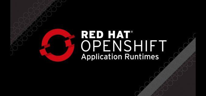 Red Hat OpenShift Application Runtimes consente uno sviluppo cloud-native semplice e flessibile
