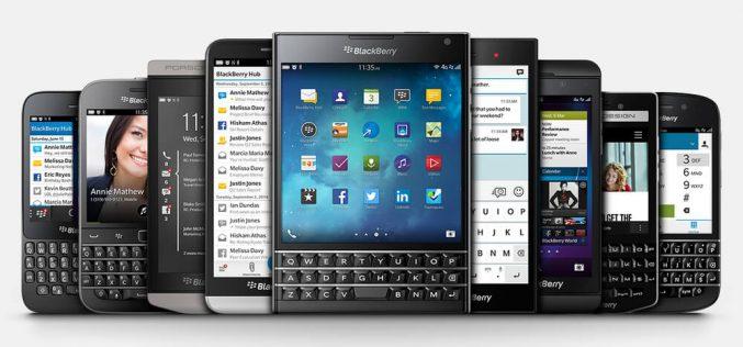 BlackBerry 10 vivrà fino al 2020