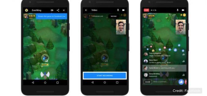 Faremo streaming dei videogame su Messenger
