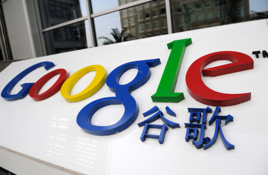google torna in cina