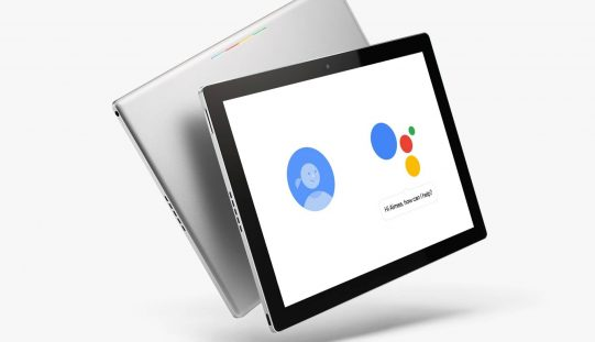 Google Assistant arriva sui tablet Android
