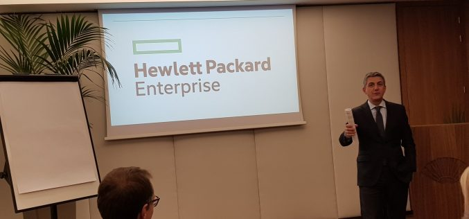 Il mondo data-driven di HPE guarda al 2018
