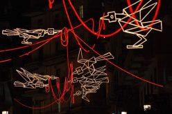 Comune di Torino e TIM: al via le telecamere digitali per le luci d'artista di Piazza Montale