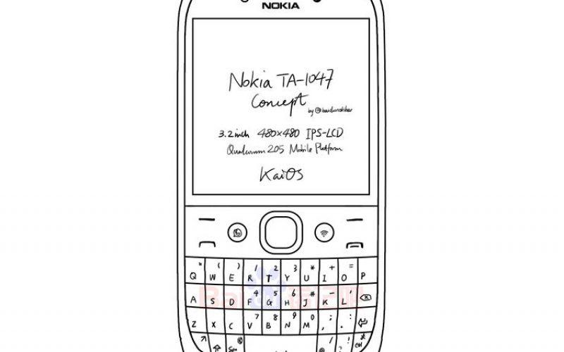 Nokia ci riprova: un mini smartphone con tastiera estesa