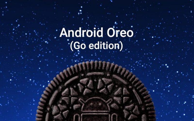 Google annuncia Android Oreo Go