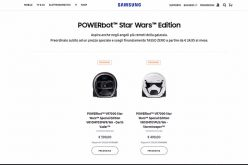"Samsung POWERbot ""Star Wars"": sono partiti i preordini online"