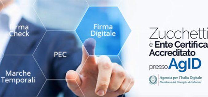 Documenti digitali validi in tutta l'Unione Europea con i servizi fiduciari Zucchetti