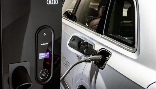 Audi Smart Energy Network: l'energia non è mai stata così ecologica e intelligente