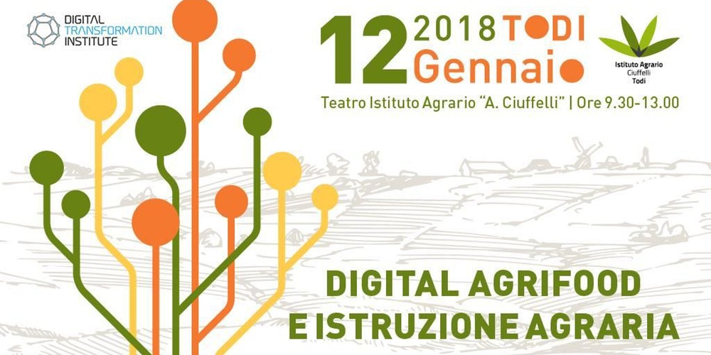 Digital Agrifood & Istruzione Agraria