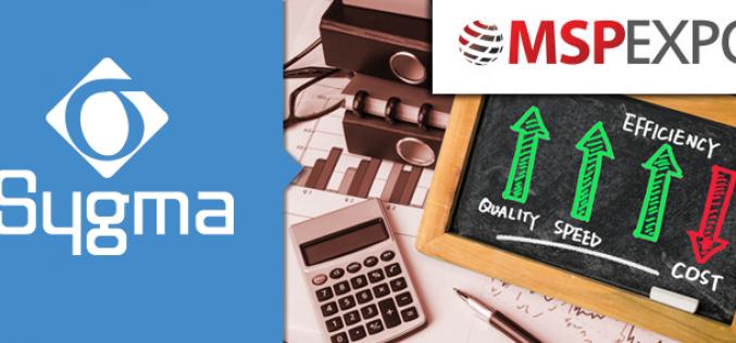 Sygma vola negli Stati Uniti a MSP Expo 2018