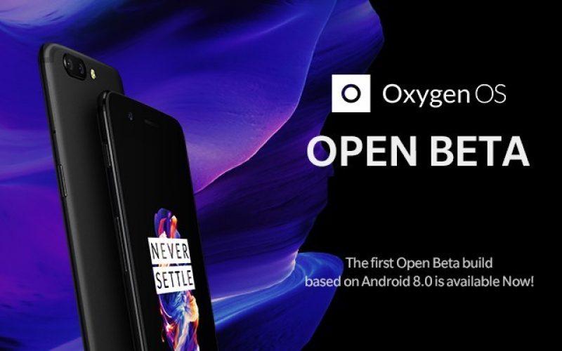 OnePlus lancia la versione beta di OxygenOS Oreo