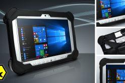 Panasonic presenta il tablet Windows fully rugged con certificazione ATEX Zona 2