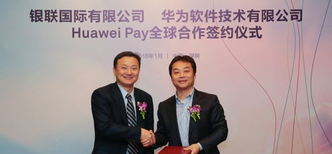 Huawei Pay inizia l'espansione globale dalla Russia