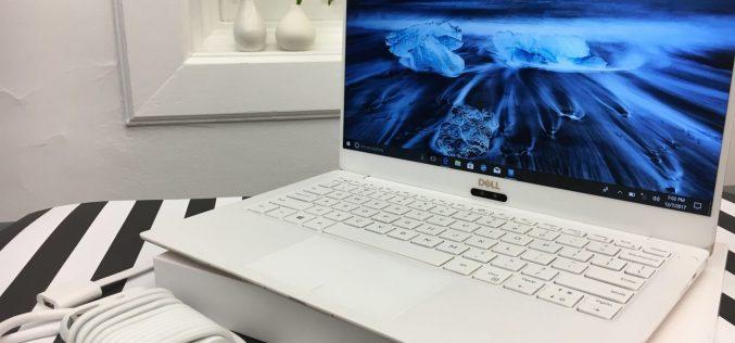 Il nuovo XPS 13: elegante, potente, migliore sotto tutti i punti di vista