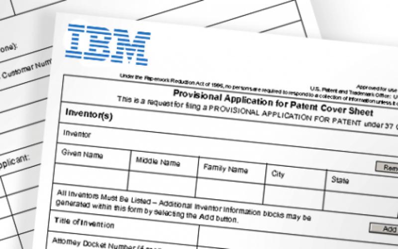 IBM, è ancora record di brevetti