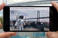 Google porta la realtà aumentata dentro Chrome