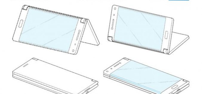 Galaxy X, un nuovo brevetto diffuso online