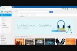 Google porta gli audiolibri su Google Play