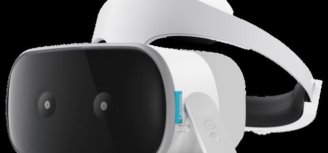 Lenovo lancia Mirage Solo, primo visore VR indipendente