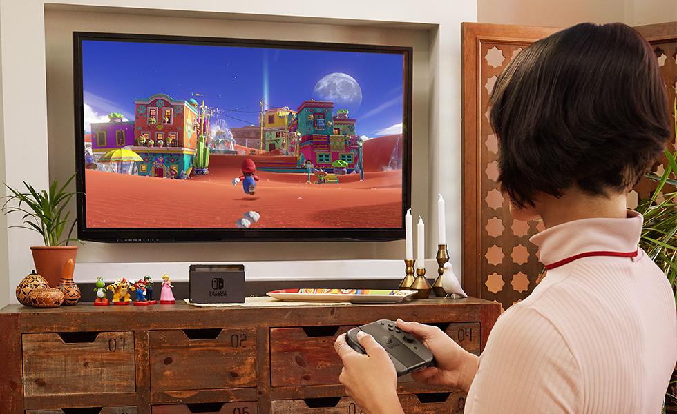 La Nintendo Switch Pro avrà due display