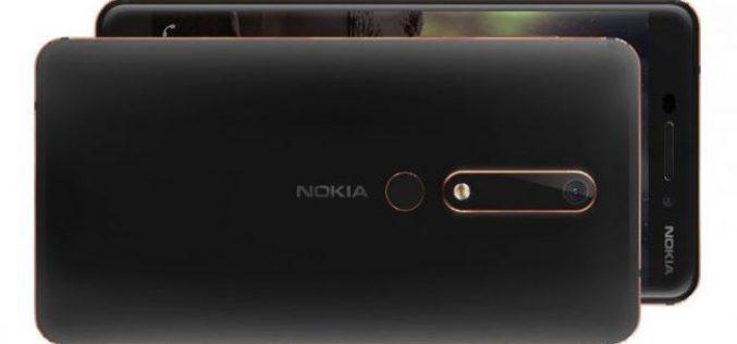 Nokia 6 2018 è tra noi: ecco come'è