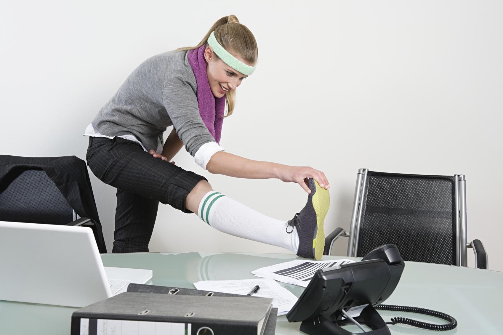 Lavoro, l'attività fisica aumenta la produttività fino al 50%